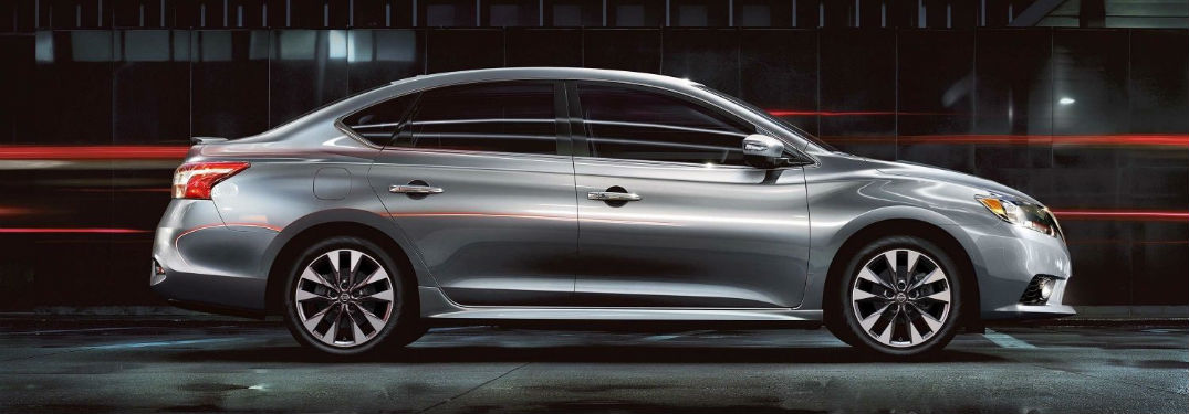 The new Sentra is always a great choice