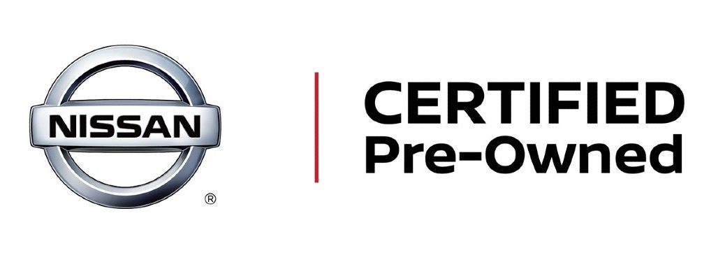 Nissan Certified Pre-Owned text
