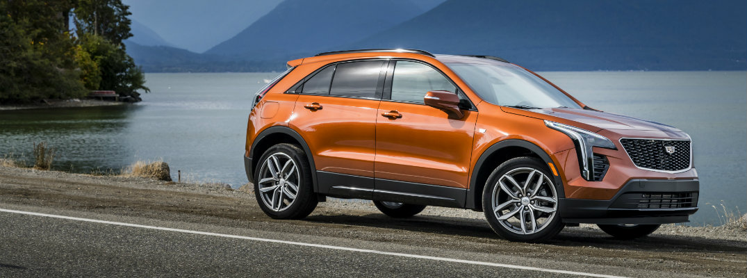What are the Luxury Features of the 2019 Cadillac XT4?