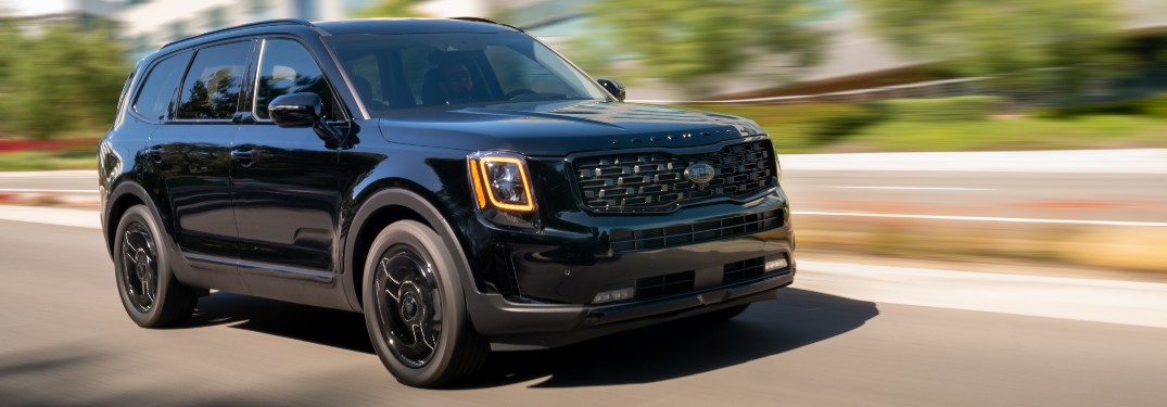 What's New on the 2021 Kia Telluride?
