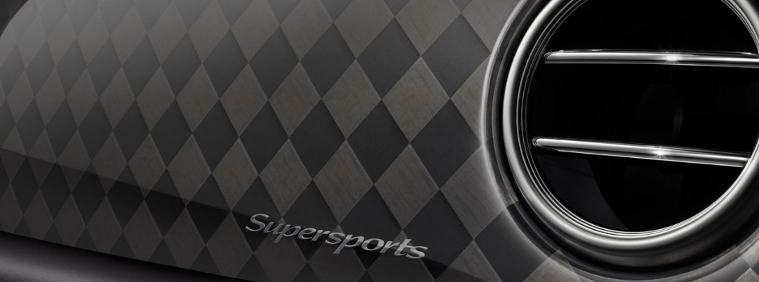 Where Can I Buy a Bentley Continental Supersports?