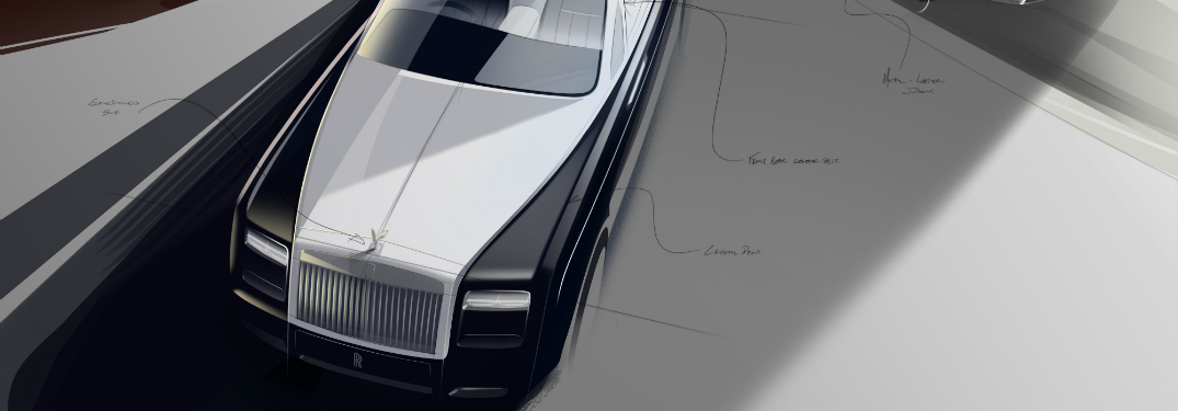 Compare and Then Choose Between the Rolls-Royce Phantom VII and Phantom VIII