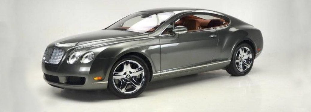 2005 bentley continental gt in st louis in cypress paint color