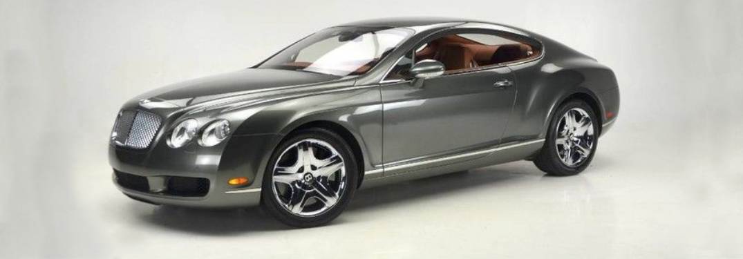 Why This Pre-Owned 2005 Bentley Continental GT Could Be Your Discount Ticket Into the World of Premier Luxury Automobiles