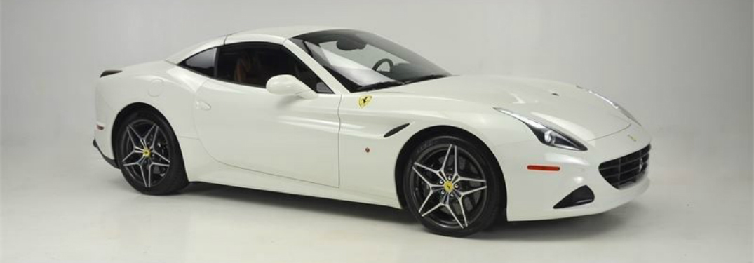 U.S. Shipping Available On a 2017 Ferrari California T For Sale