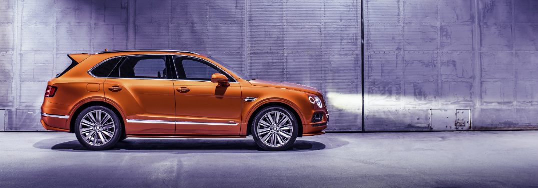 How Fast Is the Bentayga Speed? It's the Fastest Production SUV at 190 MPH