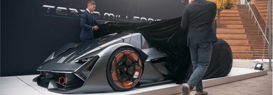 A Lamborghini Hybrid Supercar Is On the Way in 2019