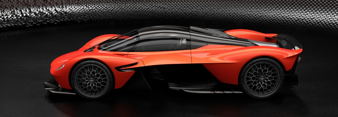 How Fast is the All-New Aston Martin Valkyrie Hypercar?