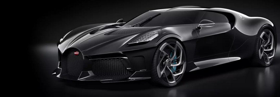 How Much Will the Bugatti La Voiture Noire Cost?