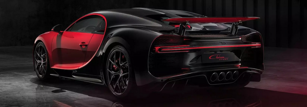 Performance-Tuned Bugatti Chiron Available in 7 Exterior Color Combinations