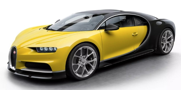 What Are the Bugatti Chiron Exterior Color Options and Styles?