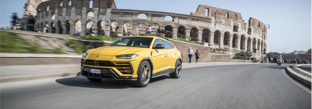 How Fast is the Lamborghini Urus Super Sport Utility Vehicle?