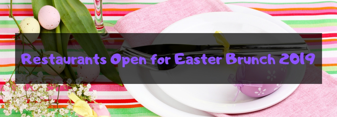 When and Where To Enjoy Easter Sunday Brunch Buffets 2019 in the St. Louis Area