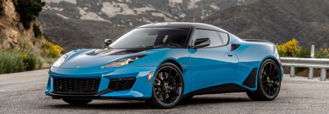 How Fast is the All-New 2020 Lotus Evora GT?