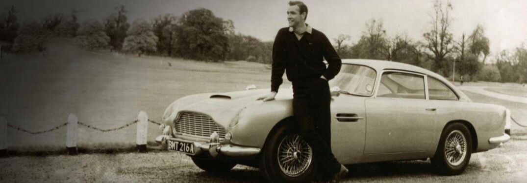 List of the Aston Martin Cars in James Bond 007 Films