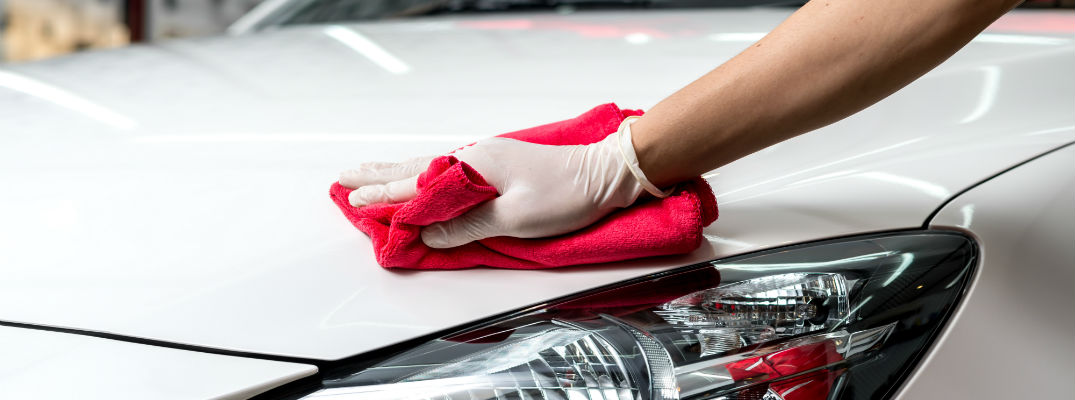 Start your search for a new auto detailer with help from St. Louis Motor Cars