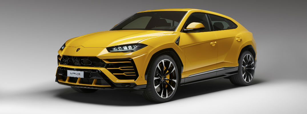 Lamborghini Urus combines performance and practicality