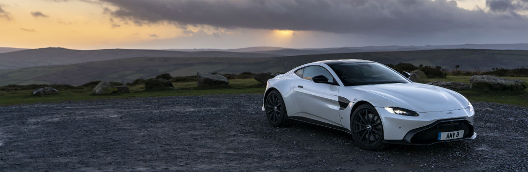 Introducing the 2020 Aston Martin Vantage