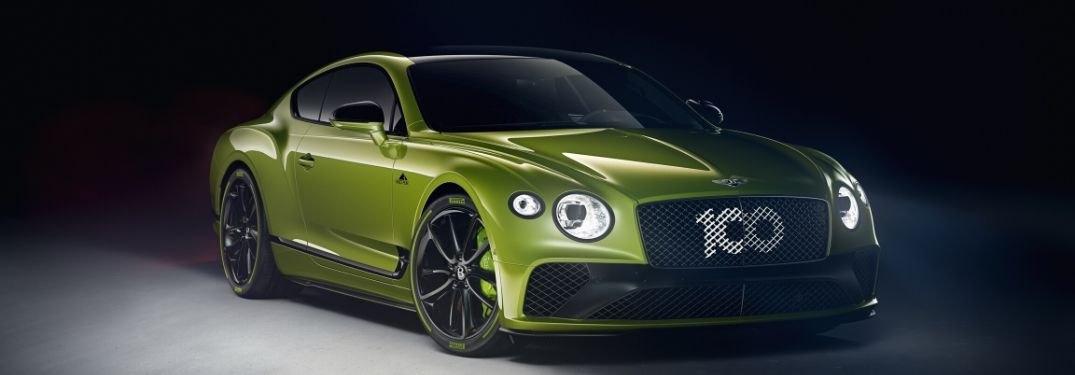 How fast is the 2020 Bentley Continental GT Limited Edition?