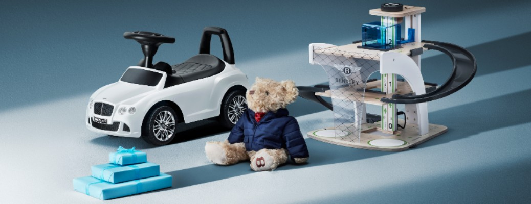 Bentley Offers Toys and Games for Kids in the Bentley Collection