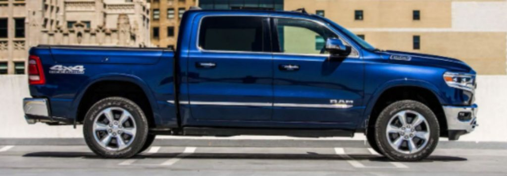 What kind of performance does the new Ram 1500 offer?