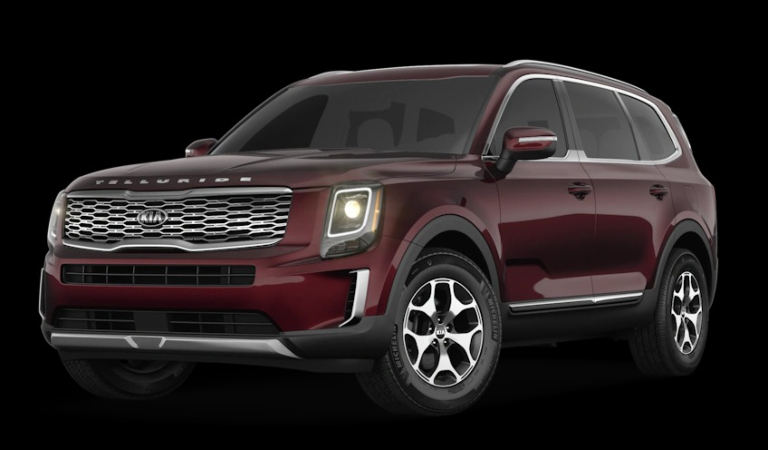 Seven Exterior Colors And Nine Interior Options Are Now Available On The 2020 Kia Telluride Moritz Kia Dealerships