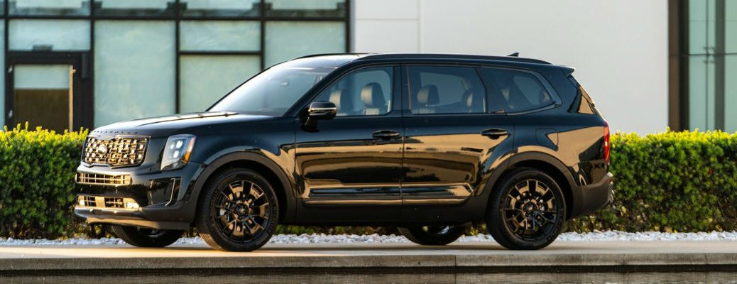 2021 Kia Telluride from the side
