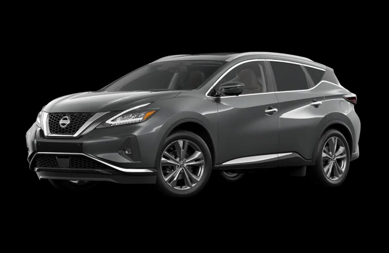 what are the color options for the 2021 nissan murano?