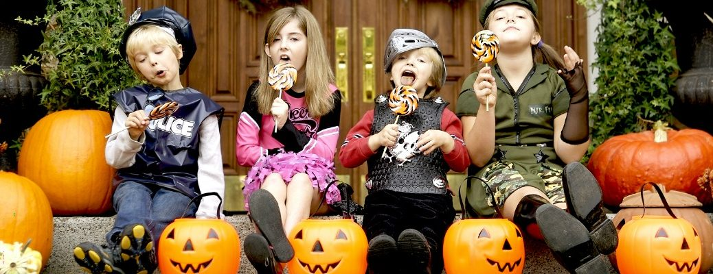 Trick-or-treating times Miami FL