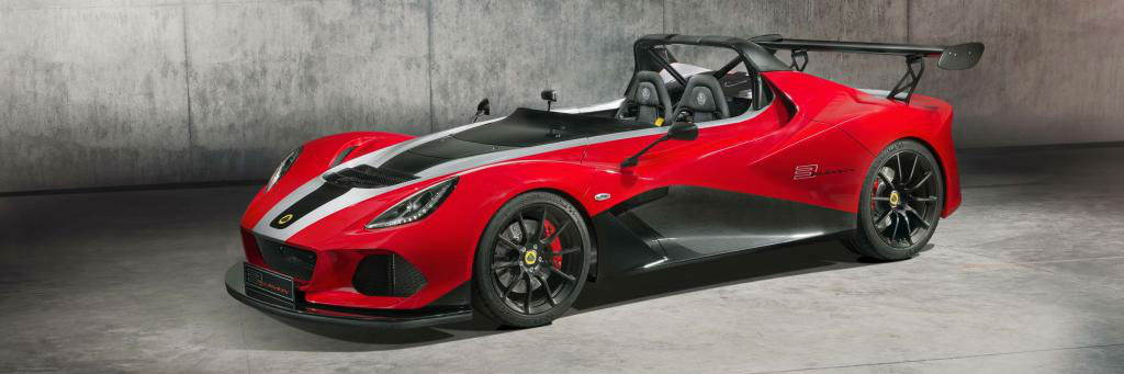 2019 Lotus 3-Eleven 430 Exterior Driver Side Profile
