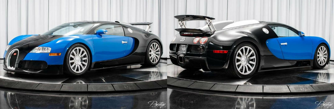 2010 Bugatti Veyron For Sale North Miami Beach FL