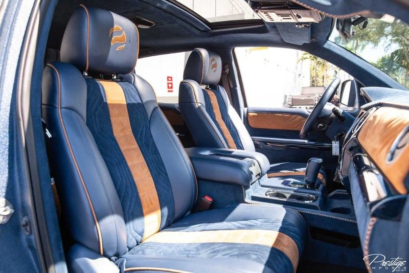2019 Toyota Tundra DEVOLRO Limited Interior Cabin Front Seating