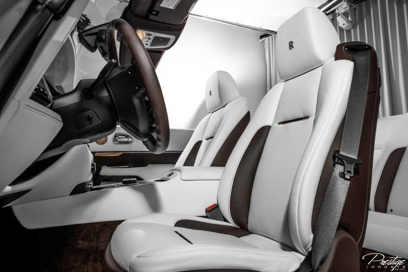2019 Rolls-Royce Dawn Inspired by Music Edition Interior Cabin Front Seating