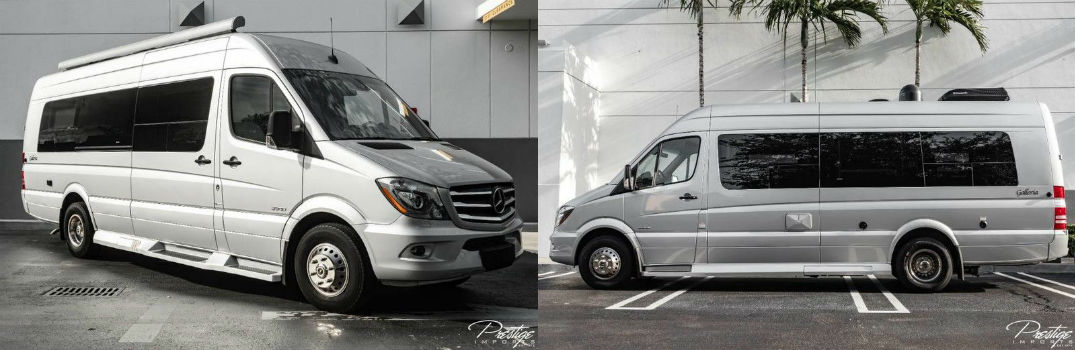2016 Mercedes-Benz Sprinter Chassis-Cab For Sale North Miami Beach FL