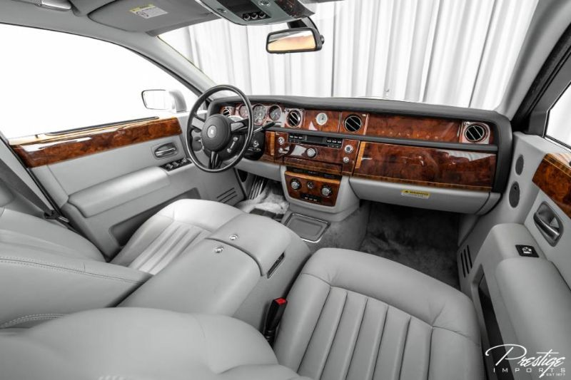 2005 Rolls-Royce Phantom Interior Cabin Dashboard