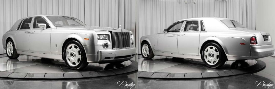 2005 Rolls-Royce Phantom For Sale North Miami Beach FL