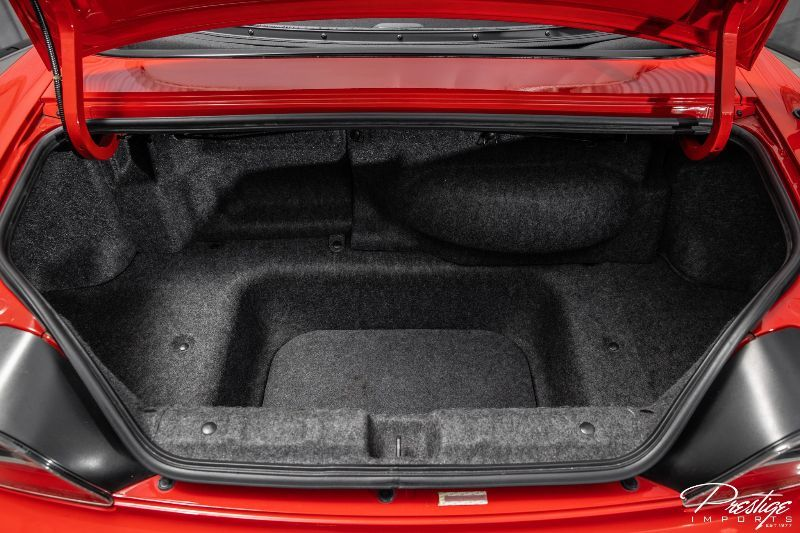 2008 Honda S2000 Interior Trunk Space