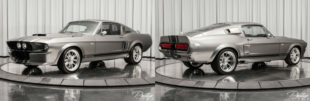 1967 Ford Shelby GT500CR Recreation For Sale North Miami Beach FL