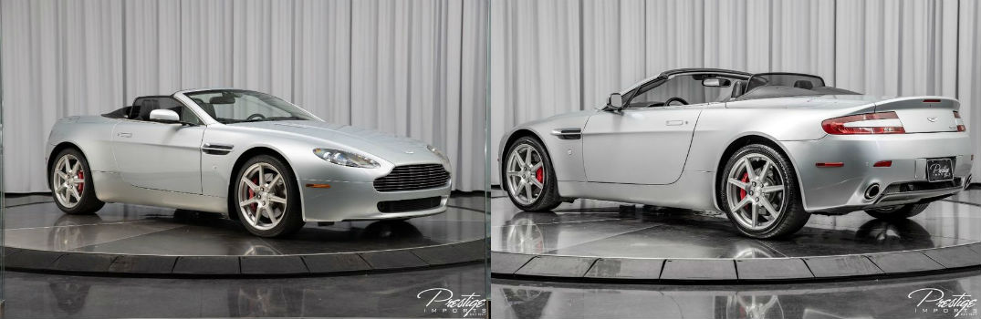 2008 Aston Martin Vantage For Sale North Miami Beach FL