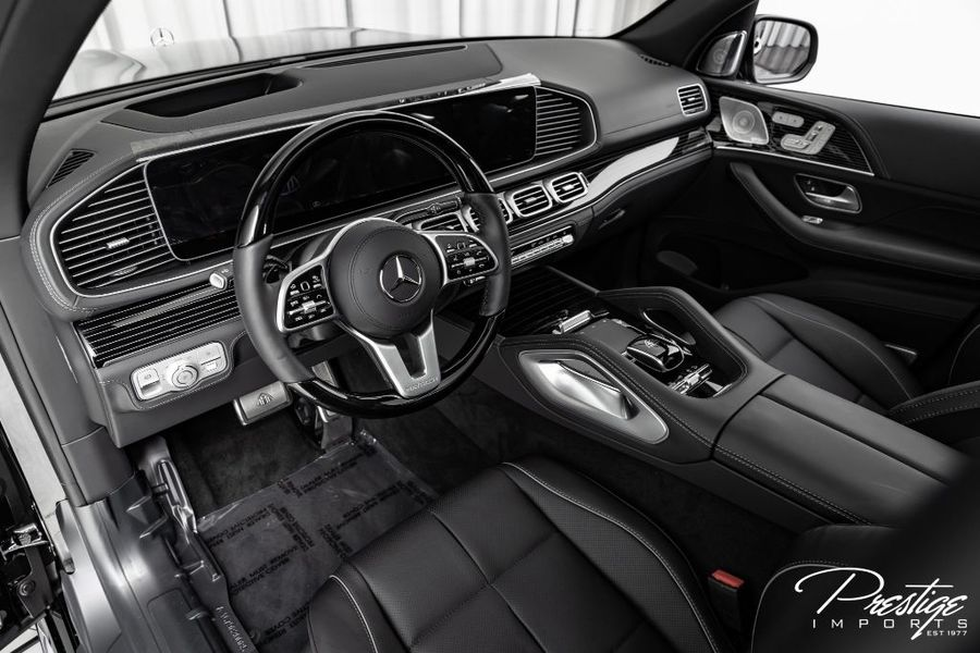 2021 Mercedes-Benz GLS 600 Maybach Interior Cabin Dashboard