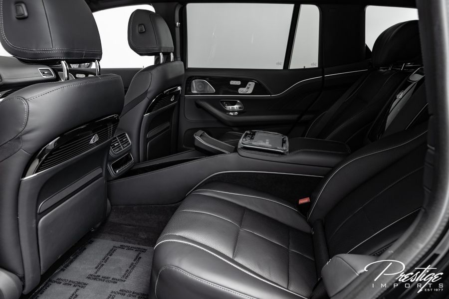 2021 Mercedes-Benz GLS 600 Maybach Interior Cabin Seating