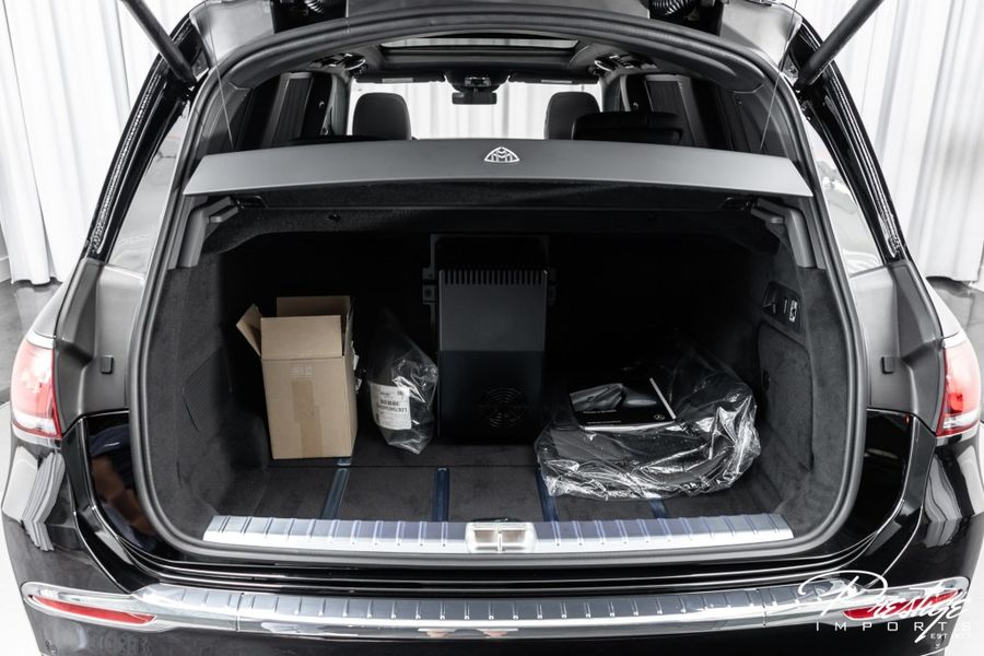 2021 Mercedes-Benz GLS 600 Maybach Interior Cabin Cargo Area