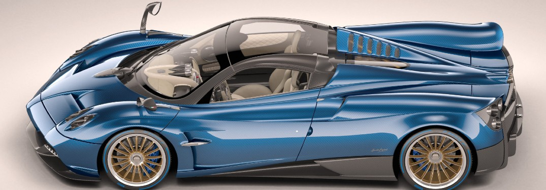 Check out the 100th and Final Pagani Huayra Roadster