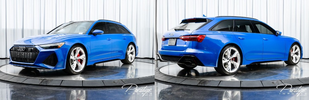 2021 Audi RS 6 Avant For Sale North Miami Beach FL