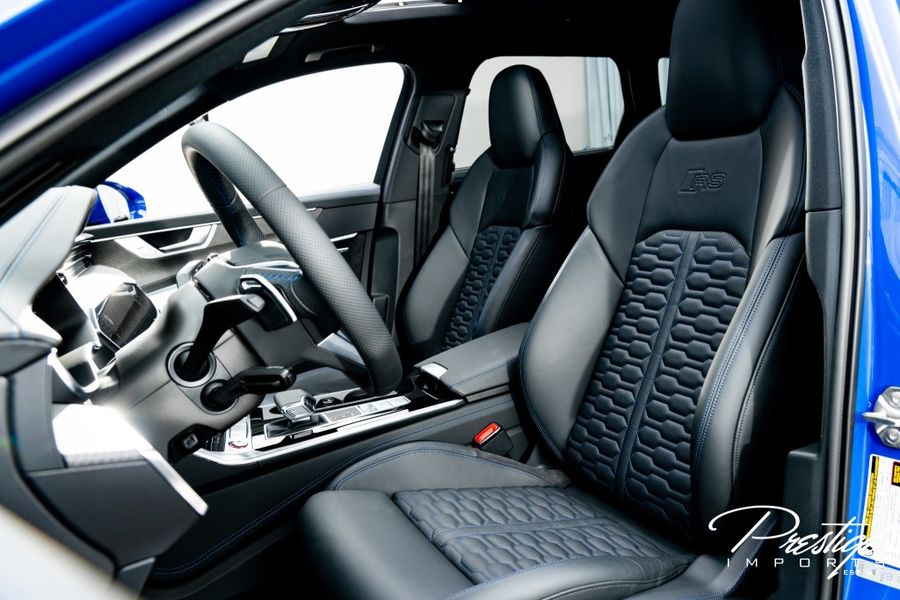 2021 Audi RS 6 Avant Interior Cabin Front Seating