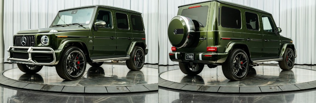 2021 Mercedes-Benz AMG G 63 For Sale North Miami Beach FL