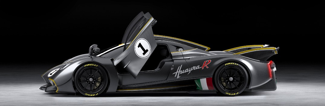 Technical Specs & Features of the Pagani Huayra R