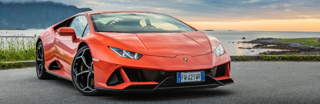Lamborghini Huracan EVO is the First-ever Vehicle to Feature Built-in Amazon Alexa Controls