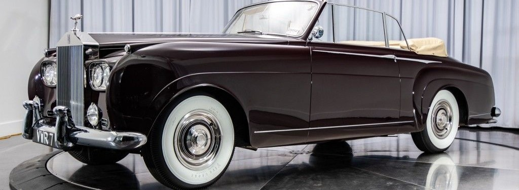 1957 Rolls-Royce Silver Cloud For Sale North Miami Beach FL