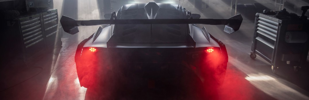 Get a Sneak Peek at Lamborghini Squadra Corse's Latest Creation